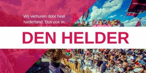 Noord-Holland gardenparty/strandfeest boeken
