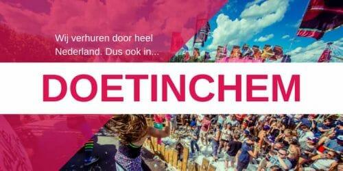 Gelderland examenfeest/tuinfeest huren