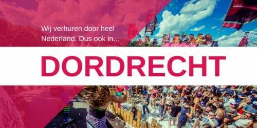 Zuid-Holland house party/huiskamerfeest huren