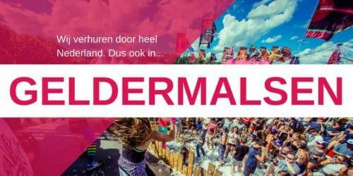 Gelderland huiskamerfeest/future party regelen