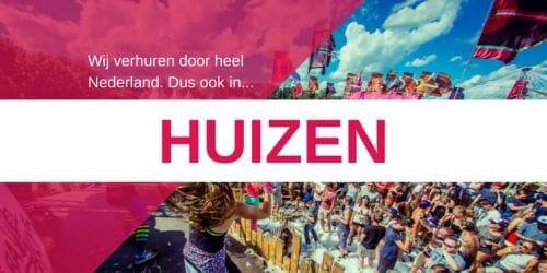Noord-Holland tuinfeest/sweet 16 reserveren