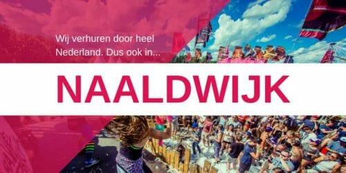 Zuid-Holland babyborrel/tentfeest regelen