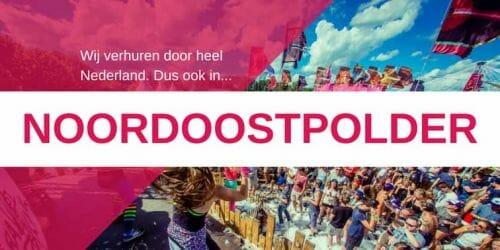 Flevoland examenstunt/bedrijfsfeest boeken