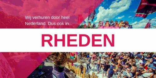 Gelderland huiskamerfeest/beachparty bestellen