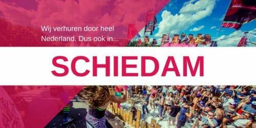 Zuid-Holland flowerpower/cocktailparty huren