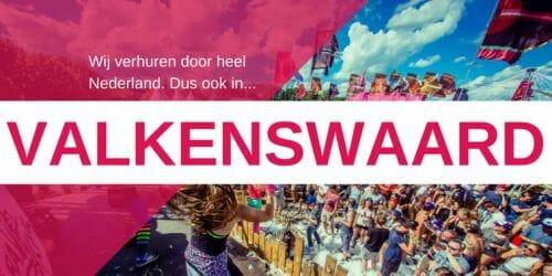 Noord-Brabant sweet 16/tentfeest boeken