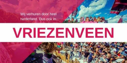 Noord-Brabant sweet 21/house party bestellen