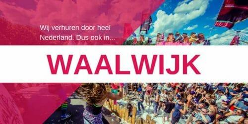 Noord-Brabant strandfeest/welkom home fuif boeken