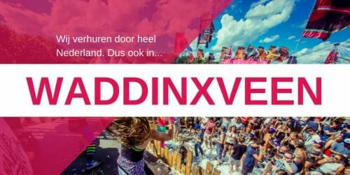 Zuid-Holland examenfuif/merenque party inhuren