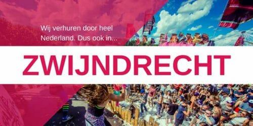 Zuid-Holland examenfeest/studentenavond inhuren